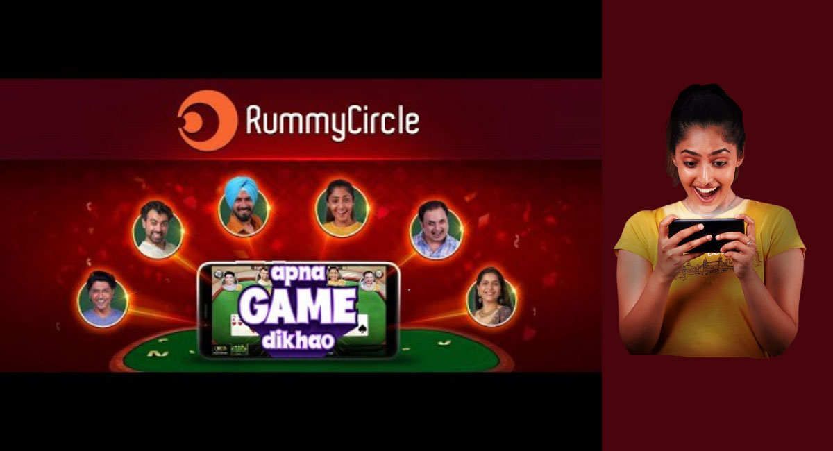 Download the Rummy Circle App